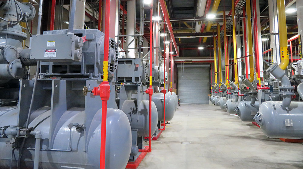 Milk Processing Plant  - Central San Joaquin Valley, CA