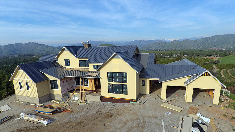 Mauritson Family Residence - Lemon Cove, CA