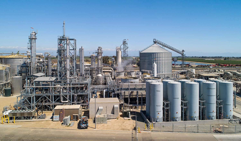 Calgren Ethanol Biodiesel Expansion